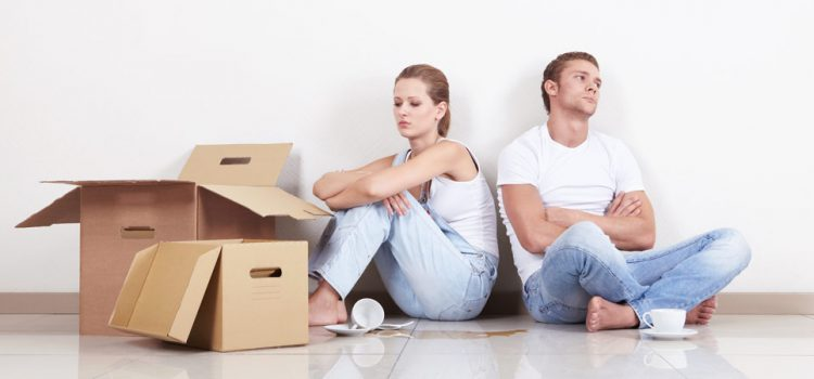 Handling a New Home Problem on Moving Day