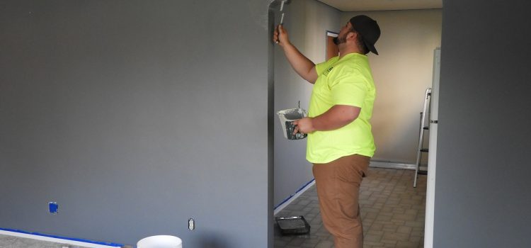 Painting Techniques for Hallways