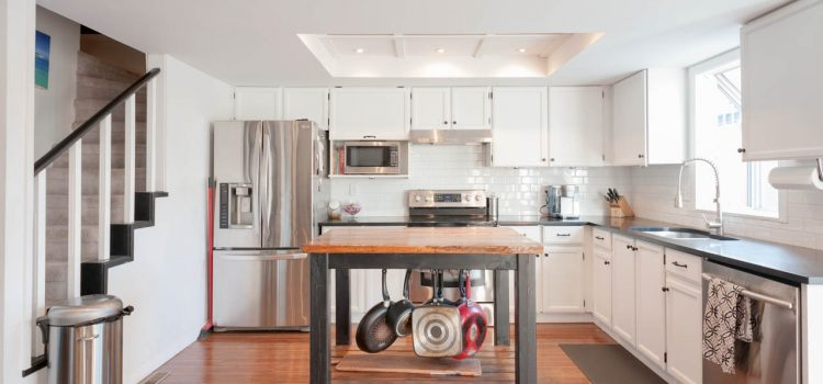 Four Things You Should Know About Staging