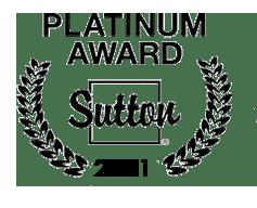 2011-platinum award